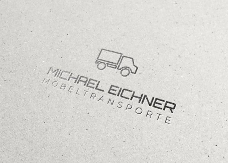 Logo Design Eichner Umzüge